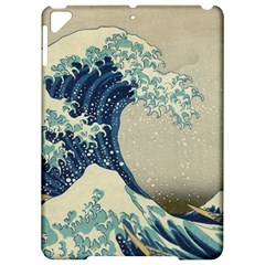 The Classic Japanese Great Wave Off Kanagawa By Hokusai Apple Ipad Pro 9 7   Hardshell Case by PodArtist