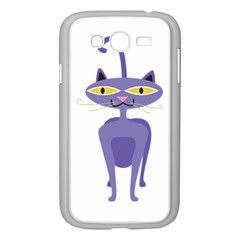 Cat Clipart Animal Cartoon Pet Samsung Galaxy Grand Duos I9082 Case (white) by Sapixe