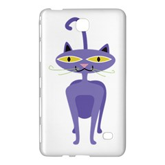 Cat Clipart Animal Cartoon Pet Samsung Galaxy Tab 4 (7 ) Hardshell Case  by Sapixe