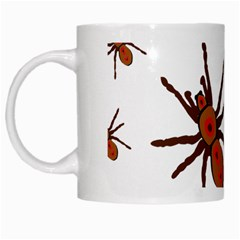 Nature Insect Natural Wildlife White Mugs