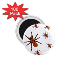 Nature Insect Natural Wildlife 1 75  Magnets (100 Pack)  by Sapixe