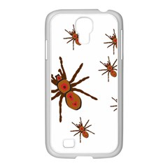 Nature Insect Natural Wildlife Samsung Galaxy S4 I9500/ I9505 Case (white) by Sapixe