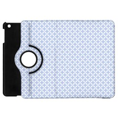 Alice Blue Hearts In An English Country Garden Apple Ipad Mini Flip 360 Case by PodArtist