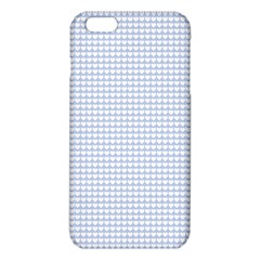 Alice Blue Hearts In An English Country Garden Iphone 6 Plus/6s Plus Tpu Case by PodArtist