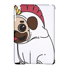 Pug Unicorn Dog Animal Puppy Apple Ipad Mini Hardshell Case (compatible With Smart Cover)