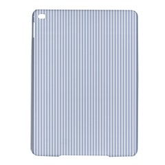 Alice Blue Pinstripe In An English Country Garden Ipad Air 2 Hardshell Cases by PodArtist