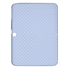 Alice Blue Mini Footpath In English Country Garden  Samsung Galaxy Tab 3 (10 1 ) P5200 Hardshell Case  by PodArtist