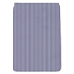 Usa Flag Blue And White Stripes Flap Covers (s)  by PodArtist