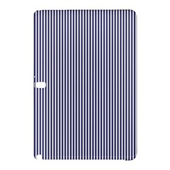 Usa Flag Blue And White Stripes Samsung Galaxy Tab Pro 10 1 Hardshell Case