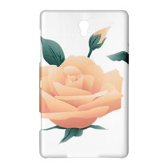 Rose Flower Nature Floral Summer Samsung Galaxy Tab S (8 4 ) Hardshell Case  by Sapixe