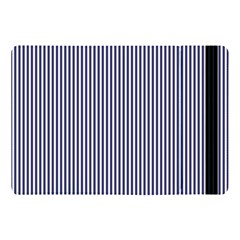 Usa Flag Blue And White Stripes Apple Ipad Pro 10 5   Flip Case by PodArtist