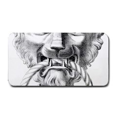 Steampunk Steam Punk Lion Door Medium Bar Mats by Sapixe