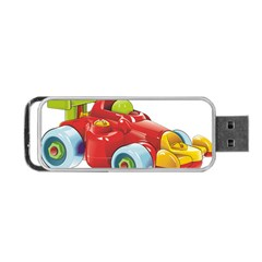 Car Vehicle Racing Car Formula Portable Usb Flash (two Sides) by Sapixe
