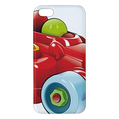Car Vehicle Racing Car Formula Apple Iphone 5 Premium Hardshell Case by Sapixe