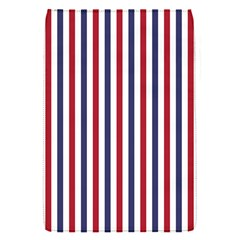 Usa Flag Red White And Flag Blue Wide Stripes Flap Covers (s)  by PodArtist