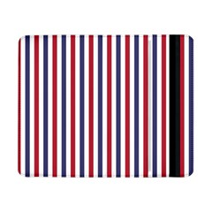 Usa Flag Red White And Flag Blue Wide Stripes Samsung Galaxy Tab Pro 8 4  Flip Case by PodArtist