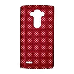 Usa Flag White Stars On Flag Red Lg G4 Hardshell Case by PodArtist