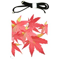 Leaves Maple Branch Autumn Fall Shoulder Sling Bags by Sapixe