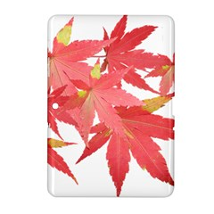 Leaves Maple Branch Autumn Fall Samsung Galaxy Tab 2 (10 1 ) P5100 Hardshell Case  by Sapixe