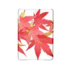 Leaves Maple Branch Autumn Fall Ipad Mini 2 Hardshell Cases by Sapixe