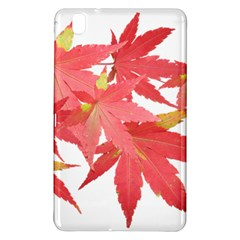 Leaves Maple Branch Autumn Fall Samsung Galaxy Tab Pro 8 4 Hardshell Case by Sapixe