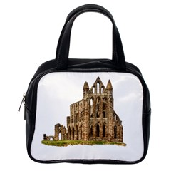 Ruin Monastery Abbey Gothic Whitby Classic Handbags (one Side) by Sapixe