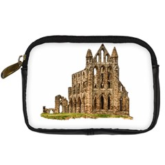 Ruin Monastery Abbey Gothic Whitby Digital Camera Cases by Sapixe