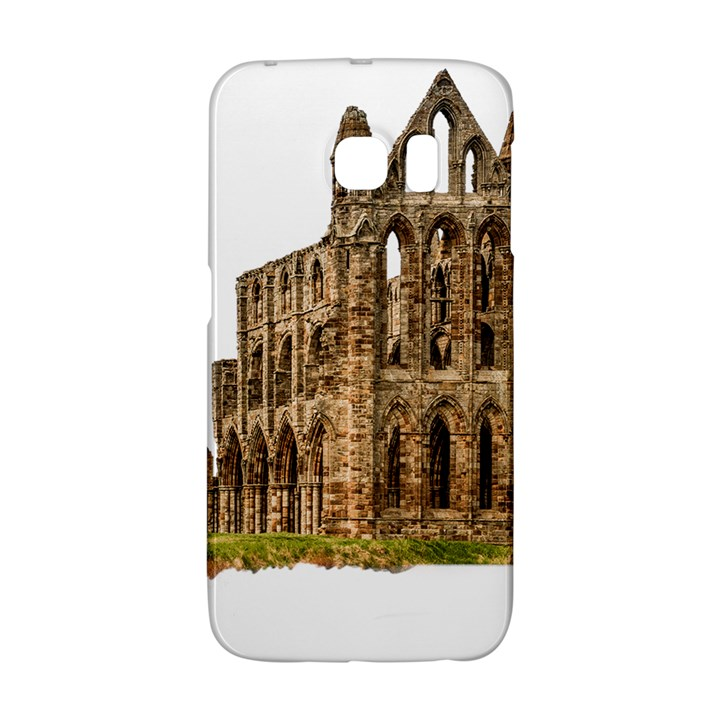 Ruin Monastery Abbey Gothic Whitby Galaxy S6 Edge