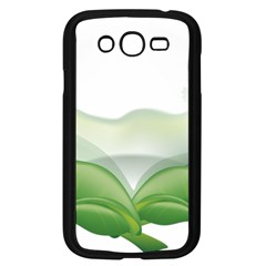 Pearl Drop Flower Plant Samsung Galaxy Grand Duos I9082 Case (black) by Sapixe