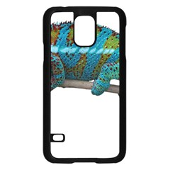 Reptile Lizard Animal Isolated Samsung Galaxy S5 Case (black)