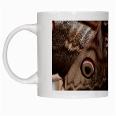 Night Butterfly Butterfly Giant White Mugs