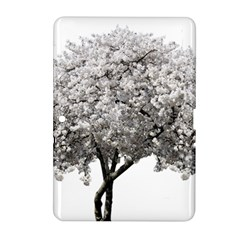 Nature Tree Blossom Bloom Cherry Samsung Galaxy Tab 2 (10 1 ) P5100 Hardshell Case  by Sapixe