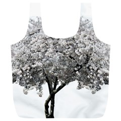 Nature Tree Blossom Bloom Cherry Full Print Recycle Bags (l)  by Sapixe