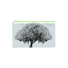 Nature Tree Blossom Bloom Cherry Cosmetic Bag (xs)