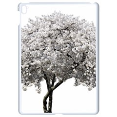 Nature Tree Blossom Bloom Cherry Apple Ipad Pro 9 7   White Seamless Case