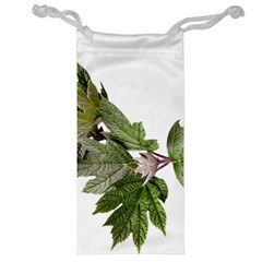 Leaves Plant Branch Nature Foliage Jewelry Bags by Sapixe