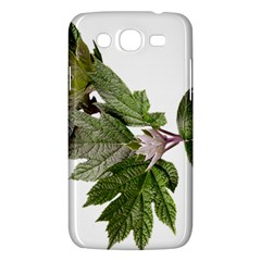 Leaves Plant Branch Nature Foliage Samsung Galaxy Mega 5 8 I9152 Hardshell Case  by Sapixe