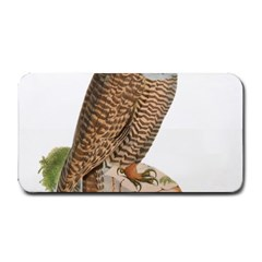 Bird Owl Animal Vintage Isolated Medium Bar Mats by Sapixe
