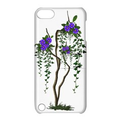 Image Cropped Tree With Flowers Tree Apple Ipod Touch 5 Hardshell Case With Stand by Sapixe