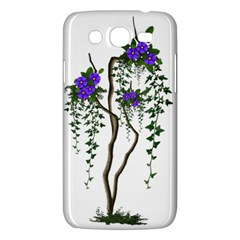 Image Cropped Tree With Flowers Tree Samsung Galaxy Mega 5 8 I9152 Hardshell Case