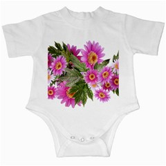 Daisies Flowers Arrangement Summer Infant Creepers by Sapixe