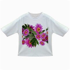 Daisies Flowers Arrangement Summer Infant/toddler T Shirts by Sapixe