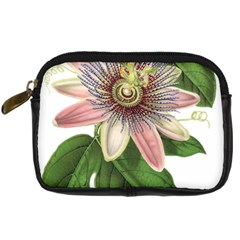 Passion Flower Flower Plant Blossom Digital Camera Cases by Sapixe