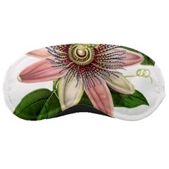 Passion Flower Flower Plant Blossom Sleeping Masks by Sapixe