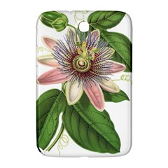 Passion Flower Flower Plant Blossom Samsung Galaxy Note 8 0 N5100 Hardshell Case  by Sapixe