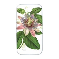 Passion Flower Flower Plant Blossom Samsung Galaxy S4 I9500/i9505  Hardshell Back Case by Sapixe