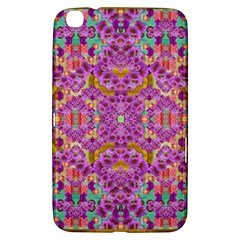 Fantasy Flower Festoon Garland Of Calm Samsung Galaxy Tab 3 (8 ) T3100 Hardshell Case  by pepitasart
