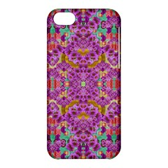 Fantasy Flower Festoon Garland Of Calm Apple Iphone 5c Hardshell Case by pepitasart
