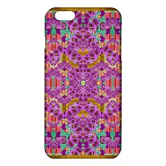 Fantasy Flower Festoon Garland Of Calm Iphone 6 Plus/6s Plus Tpu Case by pepitasart