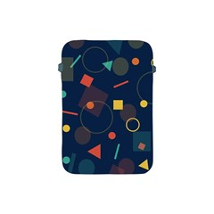 Background Backdrop Geometric Apple Ipad Mini Protective Soft Cases